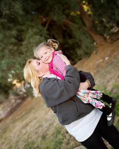 Melody & Mommy - Twentynine Palms | Oh! MG Photography